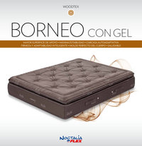 Colchón Borneo
