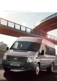 Ford Transit para pasajeros