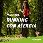 Ofertas de Sprinter, Running con alegria
