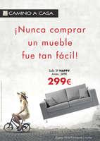 Ofertas de Camino A Casa, ¡Nunca comprar un mueble fue tan fácil!