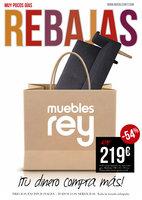 Ofertas de Muebles Rey, Rebajas 2015