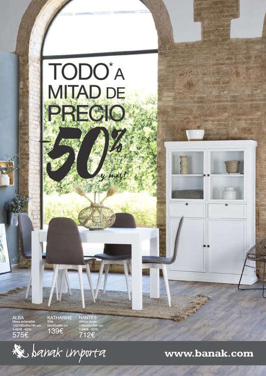 Ofertas de Banak Importa, Todo a mitad de precio. -50% - Málaga