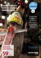 Ofertas de Caprabo, Gaudeix de les millors ofertes nadalenques