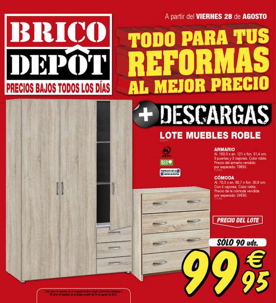 Ofertas de Bricodepot, Todo para tus reformas al mejor precio - Toledo