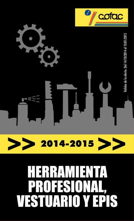 Ofertas de Cofac, Profesional 2014
