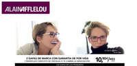 2 gafas de marca con garantía de por vida