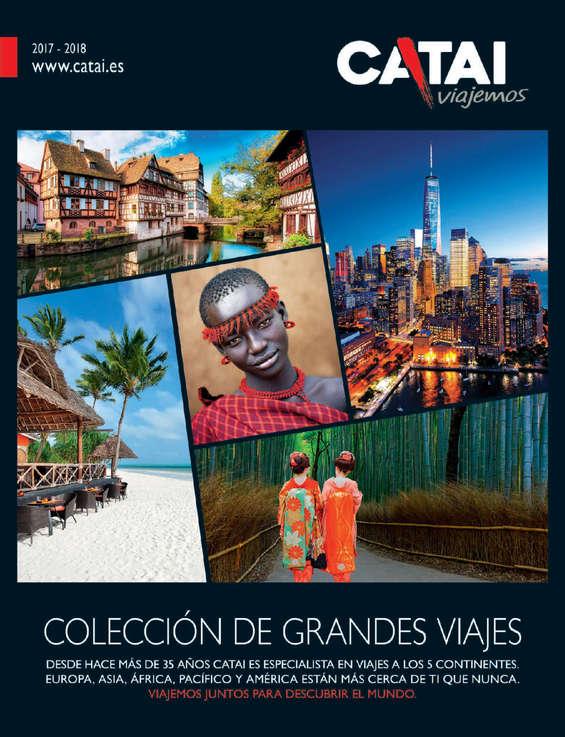 Ofertas de Catai, Colección de grandes viajes