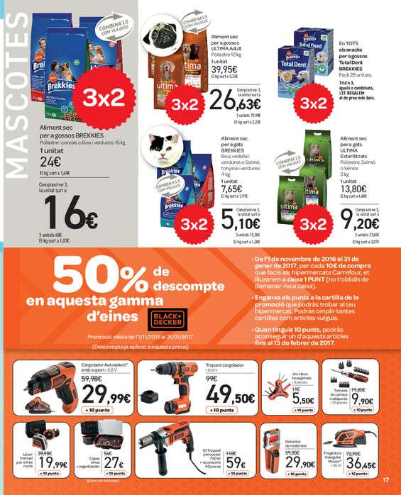 Ofertas de Carrefour, 3x2 en més de 1.500 articles
