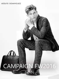 Man Campaign FW 2016