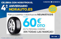 4º Aniversario Norauto.es
