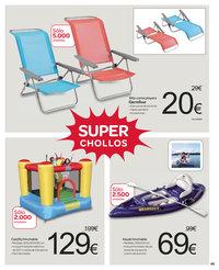 Comprar silla playa en cija silla playa barato en cija - Sillas plegables playa carrefour ...