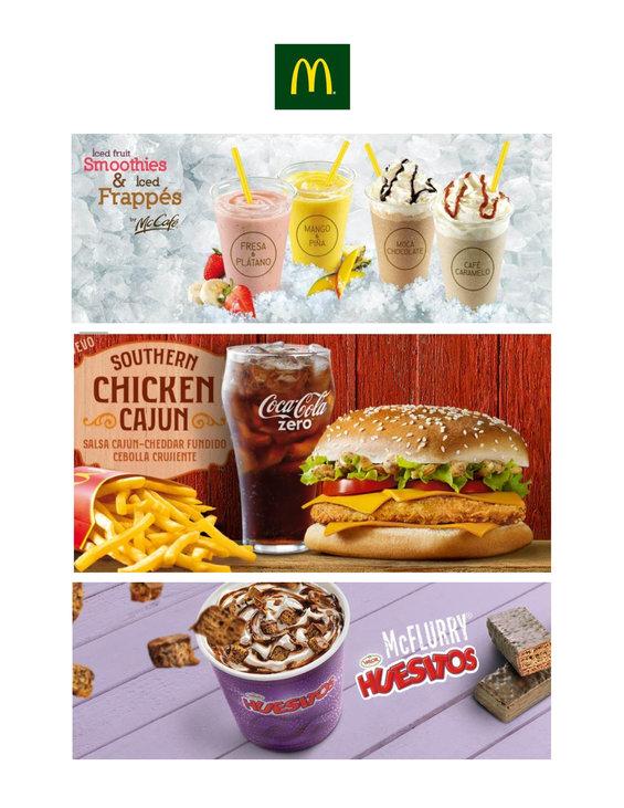 Ofertas de McDonald's, Novedades