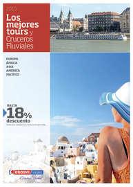 Los Mejores Tours y Cruceros 2015