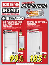 Especial carpintería - Alzira