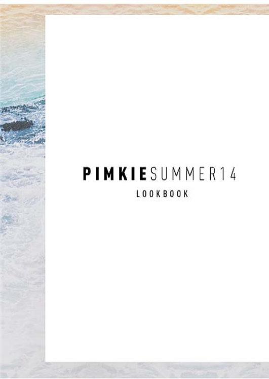 Ofertas de Pimkie, Summer 2014