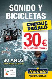 Sonido y bicicletas