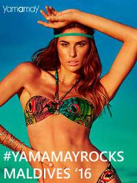 #Yamamayrocksmaldives'16