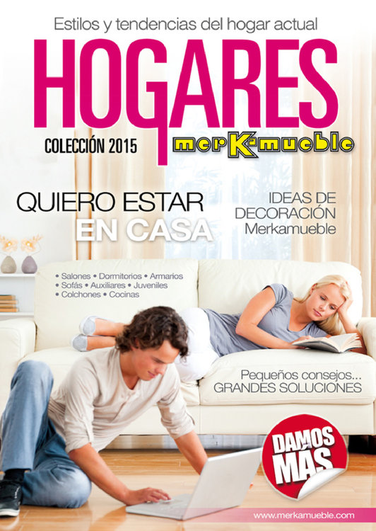 Ofertas de Merkamueble, Hogares Colección 2015