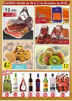 Ofertas de Supermercados La Despensa, Les deseamos feliz año nuevo