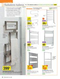Comprar radiador toallero barato en madrid ofertia - Radiador toallero leroy merlin ...