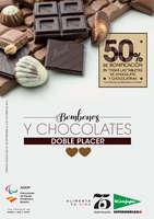 Ofertas de El Corte Inglés, Bombones y chocolates
