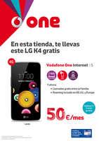 Ofertas de Vodafone, En esta tienda, te llevas este LG K4 gratis