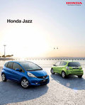 Honda: Jazz Hybrid