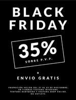 Ofertas de Textura, BLACK FRIDAY 35%