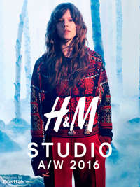 H&M Studio - AW 2016 Woman Collection