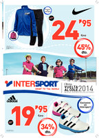 Ofertas de Intersport, Vuelta al Cole