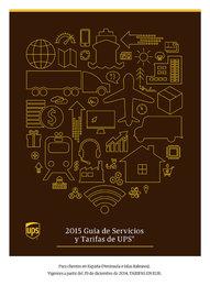 Guía de servicios y tarifas 2015