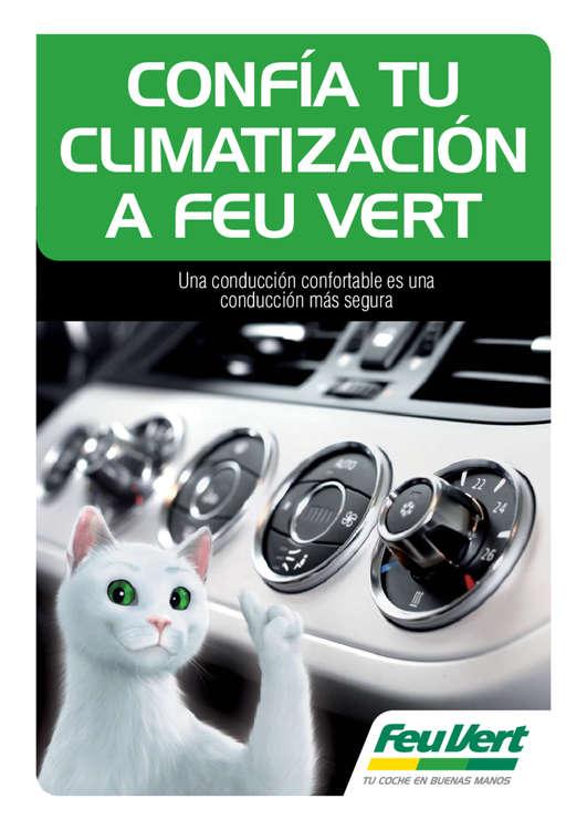 Ofertas de Feu Vert, Confía tu climatización a Feu Vert