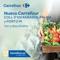 Nuevos Carrefour Bleares