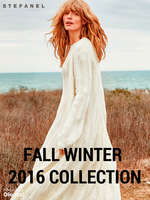 Ofertas de Stefanel, Fall Winter 2016 Collection