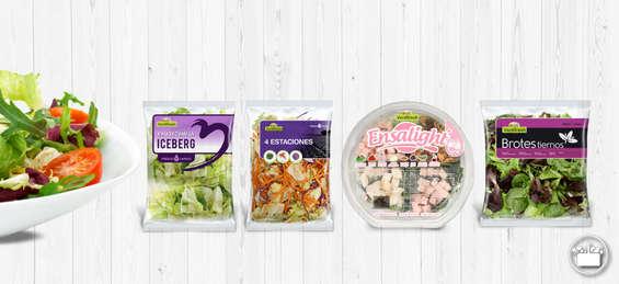 Ofertas de Mercadona, Sigue una dieta mediterránea con nuestras ensaladas