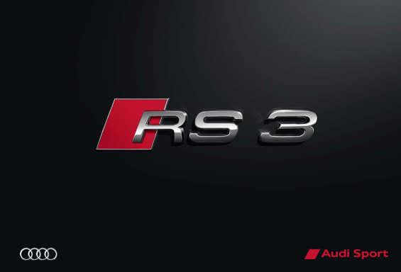 Ofertas de Audi, Audi RS3