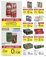 Ofertas de Carrefour, 2a unidad a -70%