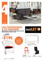 Ofertas de Camino A Casa, Operación Outlet 40%