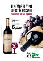 Ofertas de El Corte Inglés, Tenemos el vino que estás buscando
