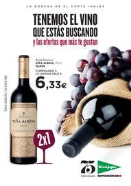 Tenemos el vino que estás buscando