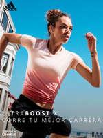 Ofertas de Adidas, Ultraboost X. Corre tu mejor carrera