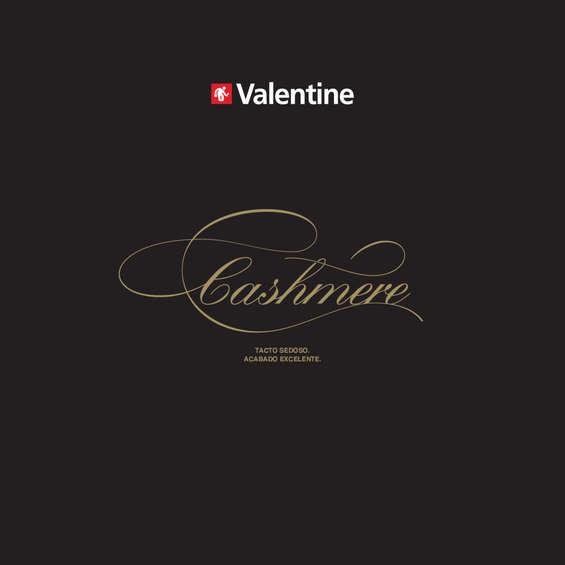 Ofertas de Valentine Decocenter, Cashmere