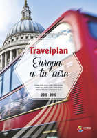 Ofertas de Halcón Viajes, Europa a tu aire 2015-2016
