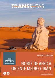 Norte de África, Oriente Medio e Irán 2017 - 2018