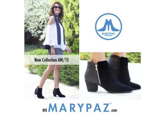 Ofertas de MARYPAZ, New Collection AW/15