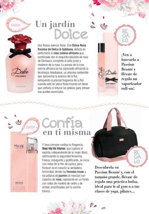 Ofertas de Passion Beauté, Los perfumes de esta primavera