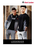 Ofertas de Foot Locker, Lookbook