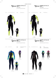 Wetsuits Collection 2015