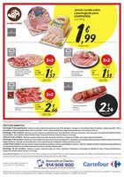 Ofertas de Carrefour, Especial charcutería