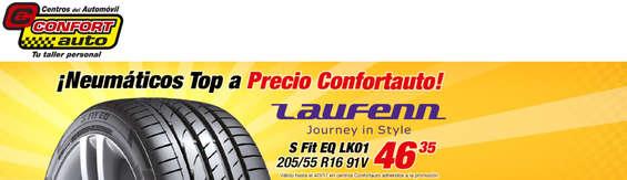 Ofertas de Confort Auto, Neumáticos Top a Precio Conforauto